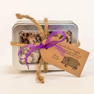 Bath Truffles Tin - Lavender